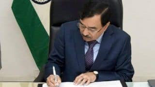 Former Indian Revenue Service Officer Sushil Chandra Takes Charge as New Election Commissioner