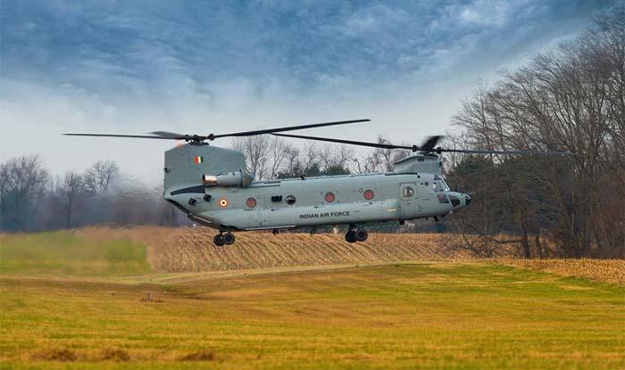 अमेरिका से भारत को मिले चिनूक हेलिकॉप्टर, इंडियन एयरफोर्स की और बढ़ी ताकत