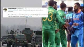 Pulwama Terror Attack: Infuriated Twitterati Call For India vs Pakistan Cricket Ties to be Cancelled, How it Impacts WC and Future Fixtures
