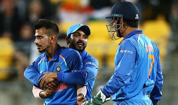 NZvsIND: भारत ने न्यूजीलैंड को 5वें वनडे में 35 रन से हराया, 4-1 से जीती सीरीज