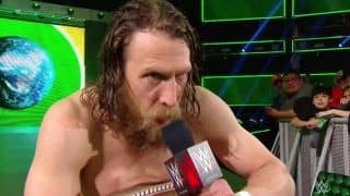 WWE Announces Daniel Bryan's Opponent to be Confirmed on Upcoming SmackDown Episode