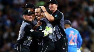 India vs New Zealand 3rd T20I: Colin Munro, Bowlers Shine as Kane Williamson-Led New Zealand Deny Rohit Sharma's Team India From Creating History; Kiwis Win Series 2-1 in Hamilton