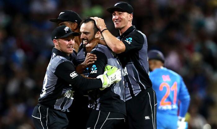 India vs New Zealand 3rd T20I: Colin Munro, Bowlers Shine as Kane Williamson-Led New Zealand Deny Rohit Sharma's Team India From Creating History; Kiwis Win Series 2-1 in Hamilton