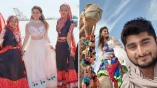 Bigg Boss 12 Contestants Deepak Thakur And Somi Khan Twin in White as They Romance in The Dessert of Gujarat in Their Latest Pictures