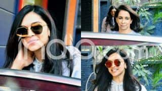 Deepika Padukone Spotted With Mother Ujjala Padukone Outside a Salon in Mumbai, See Pictures