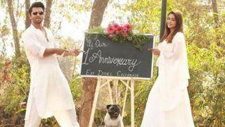 Dipika Kakar And Shoaib Ibrahim Look All Loved-up Celebrating Wedding Anniversary