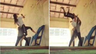 Bollywood Hottie Disha Patani Looks Her Sexiest Best as She Showcases High-octane 'Wall Back' Stunt in Her Latest Video
