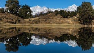 To Get a Sweeping View of The Tallest Peaks in Garhwal, Trek to Deoria Tal