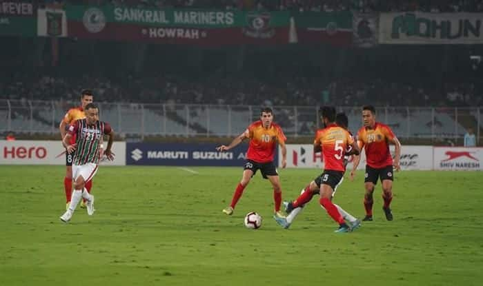 East Bengal vs Aizwal_picture - twitter