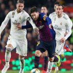 El Clasico: Real Madrid Set to Host Barcelona in Second-leg of Copa Del Rey Semis