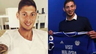 Wreckage of Plane Carrying Missing English Premier League Footballer Emiliano Sala Found