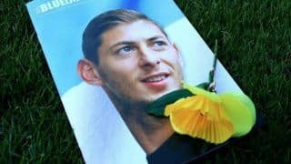 All UEFA Champions League Matches Will Begin With a Tribute to Late Emiliano Sala This Week