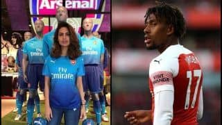 Bollywood Actress Esha Gupta Pens Apology Letter to Arsenal Footballer Alex Iwobi For Racist Post
