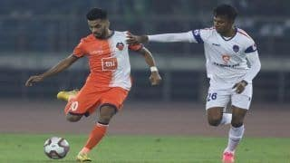 ISL 2018-19: FC Goa Lose Crucial Points Against Delhi Dynamos as Race For Top-Four Heats up