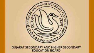 GSHSEB Gujarat Board Exams 2019: 12वीं की प्रैक्टिक परीक्षा 15 फरवरी से शुरू