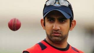 Former Indian Cricketer Gautam Gambhir Joins BJP, Expected to Contest From New Delhi Constituency