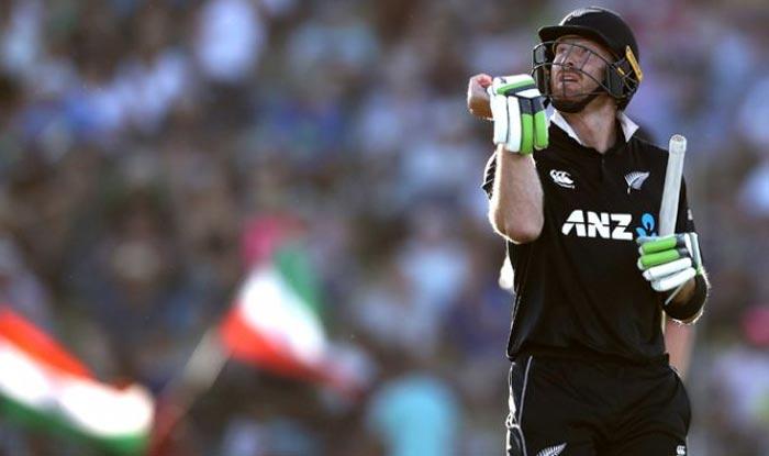 न्यूजीलैंड को बड़ा झटका, भारत के खिलाफ 5वें वनडे से पहले दिग्गज खिलाड़ी हुआ चोटिल