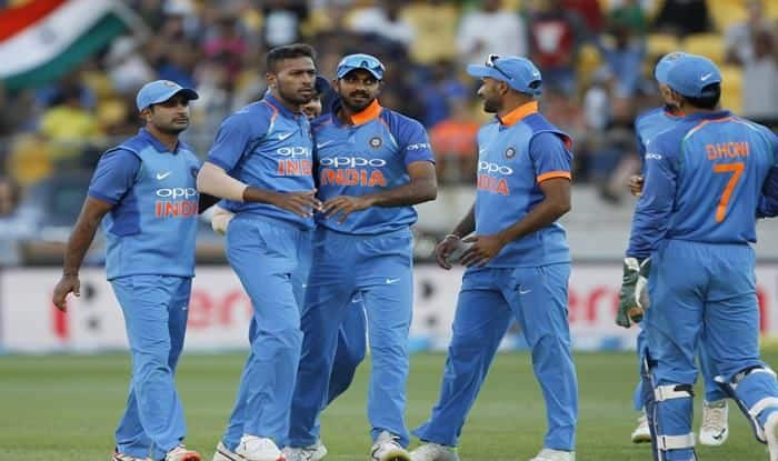 India vs New Zealand 5th ODI: Hardik Pandya, Ambati Rayudu Power India to Victory 35-Run Victory Against Kiwis, Men in Blue Clinch Series 4-1