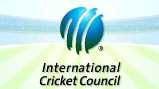 ICC Assures Members of Robust Security Measures at Men's Cricket World Cup 2019