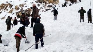Himachal Pradesh: Five Army Jawan Killed in Avalanche in Kinnaur; Rescue Operations Underway