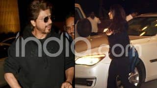 Shah Rukh Khan-Suhana Khan Twin in Black as They Get Papped at Airport Looking as Stylish as Ever