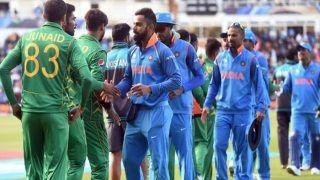 India-Pakistan World Cup Tie on Schedule: ICC