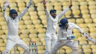 ईरानी कप 2019: विदर्भ ने 6 विकेट खोकर बनाए 245 रन, शेष भारत से अब भी पीछे