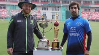 Afghanistan vs Ireland 2019, 1st T20I Cricket Live Streaming Online, TV Broadcast: Teams, Timing IST, Fantasy XI, AFG vs IRE Live Score Updates, When, Where to Watch