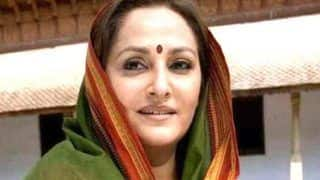 Pitted Against SP's Azam in Rampur, Jaya Prada Announces Nomination on FB