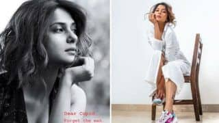 Television Hottie Jennifer Winget Looks Smoking Hot in Sexy Outfits And Short Hair in Her Latest Instagram Pictures