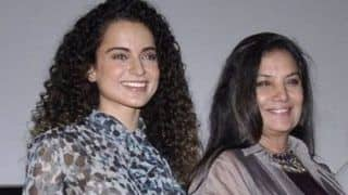 Kangana Ranaut Calls Shabana Azmi Anti-National For Agreeing to Attend Event in Karachi