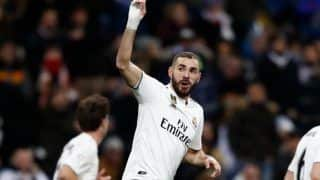 'Hattrick Hero' Karim Benzema Hailed as World's Best Number Nine by Coach Zinedine Zidane