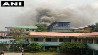 Kerala: Fire Breaks Out at Warehouse in Ernakulam, no Casualities so far