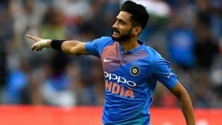 Khaleel Ahmed, Navdeep Saini, Deepak Chahar, Avesh Khan to be India's Net Bowlers in World Cup 2019
