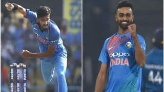 India vs Australia 2019: Khaleel Ahmed and Jaydev Unadkat? Keeping ICC World Cup 2019 in Mind, Selectors Face Tricky Dilemma Ahead of ODI Series