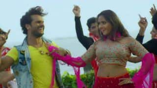 Bhojpuri Hot Couple Khesari Lal Yadav-Kajal Raghwani's Latest Song 'Daal De Kewadi Mein Killi' Featuring Their Sexy Chemistry Goes Viral, Clocks Over 14 Million Views on YouTube - Watch Here