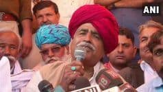 Gujjar Quota Agitation in Rajasthan Called Off 'in Interest of Nation': Kirori Singh Bainsla