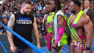 WWE Chairman Vince McMahon Replaces Kofi Kingston With Kevin Owens as Title Contender Against Daniel Bryan in Fastlane Event