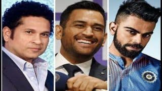 'Dhoni Has Left Behind Kohli, Tendulkar in Terms of Popularity'