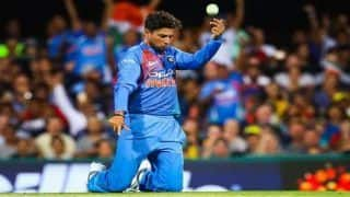 ICC T20I Rankings: Kuldeep Yadav Becomes No.2 Ranked Bowler, Rohit Sharma Moves to Seventh Spot in Batsmen's List, Team India Loses Points After Series Loss to Kane Williamson-Led New Zealand