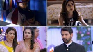 Kumkum Bhagya Written Update February 27: Nikhil Kidnaps Kiara, Abhi And Pragya Look For Her in The House
