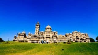 Laxmi Vilas Palace in Vadodara is One of The Grandest Structures Ever Built