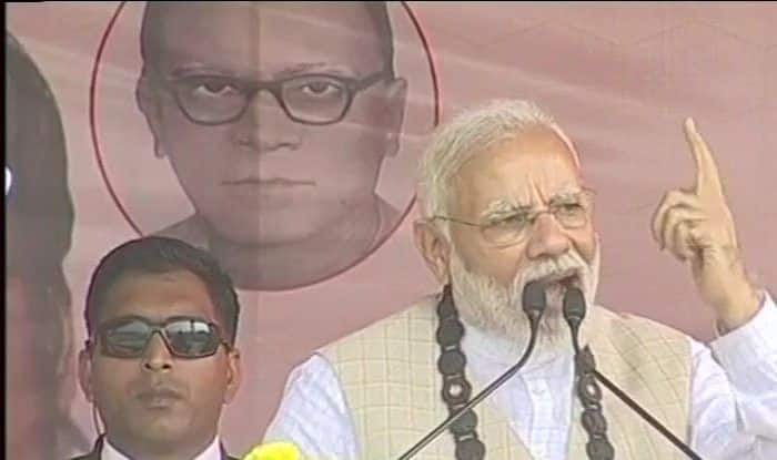 PM Modi in Bengal