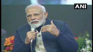 Narendra Modi in Jammu and Kashmir News: PM Narendra Modi Interacts With College Students in Srinagar