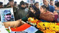 Pulwama Encounter: This is How Major VS Dhoundiyal's Wife Bid Him Last Goodbye