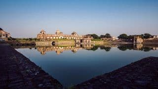 Mandu Speaks of a Rich Ancestral Legacy Courtesy Its Architectural Marvels