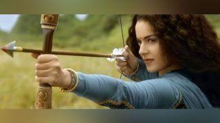 Manikarnika - The Queen of Jhansi Box Office Update: Kangana Ranaut Movie Slows Down, Mints Rs 80.95 Crore