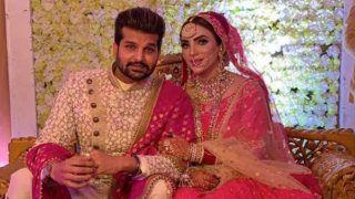 Mansi Sharma-Yuvraj Hans Tie The Knot in Big Fat Punjabi Wedding