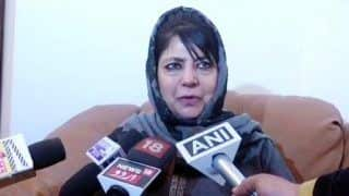 Day After Ceasefire Violation, Mehbooba Urges India, Pakistan to Initiate Dialogue For Peace at Border