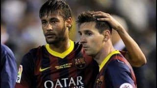 PSG Star Neymar Jr. Credits Former Barcelona Teammate Lionel Messi For His Rise